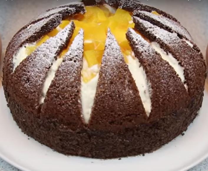 """Изумительный торт """"Килиманджаро"""""""
