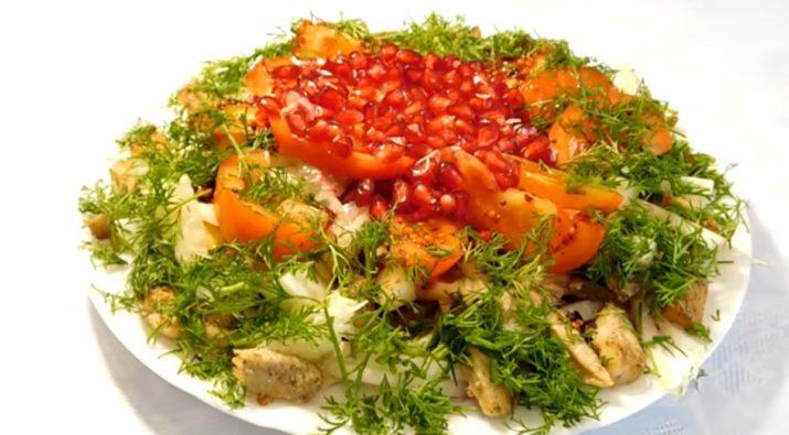 Самый простой и красивый салат «Новогодняя фантазия»