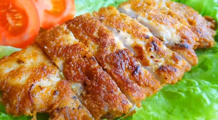 Вкусные куриные отбивные в сырном кляре: все будут в восторге