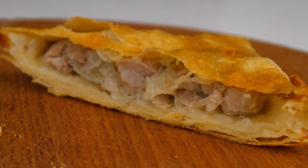 Конверты из лаваша с курицей: простая, быстрая и вкусная закуска