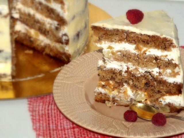 """Божественный торт """"Колибри"""""""