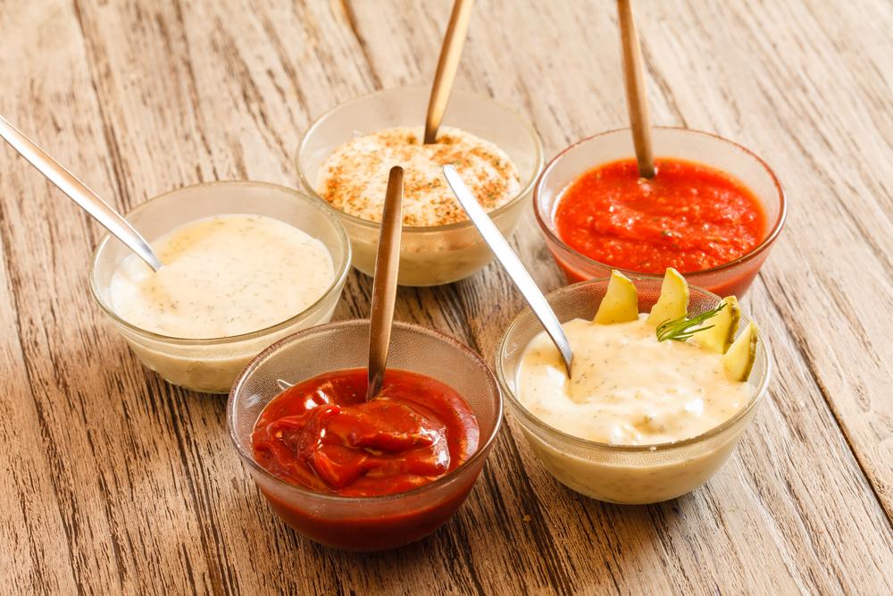 Топ 3 изумительных соуса к праздничному столу