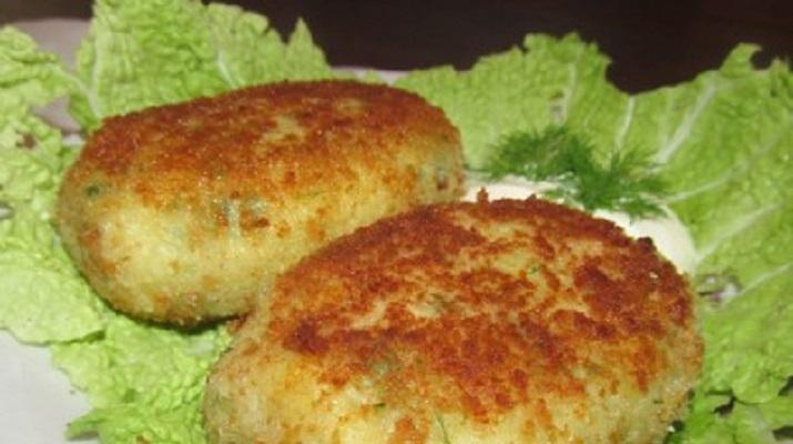 Вкуснейшие котлеты из грибов с картофелем