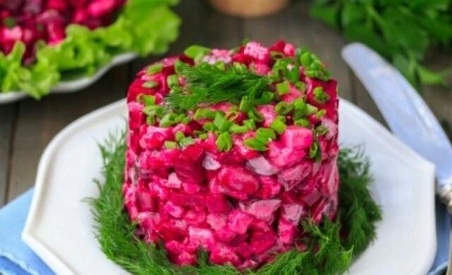 Рецепты салата королевский с пошагово