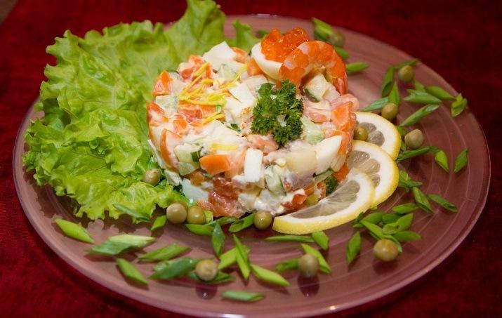 Салат «Оливье» с тунцом: необычный, но очень вкусный