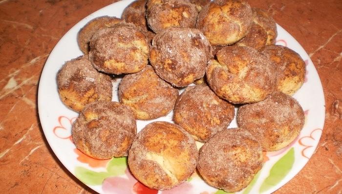 Очень вкусное, быстрое и простое «пепельное» печенье