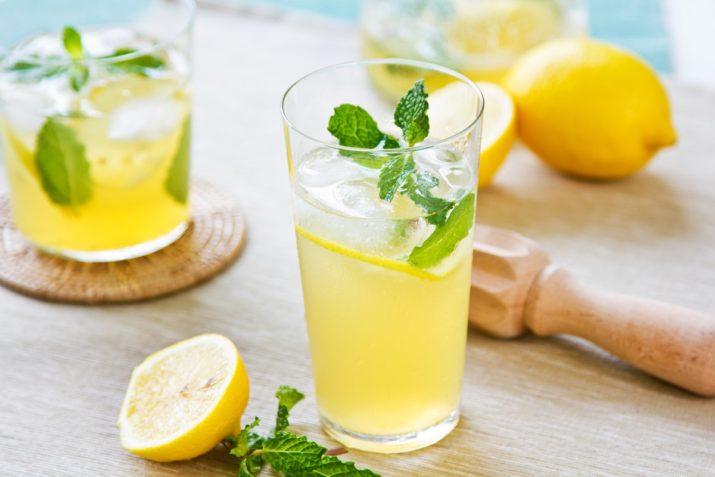 Полезный и очень вкусный домашний лимонад