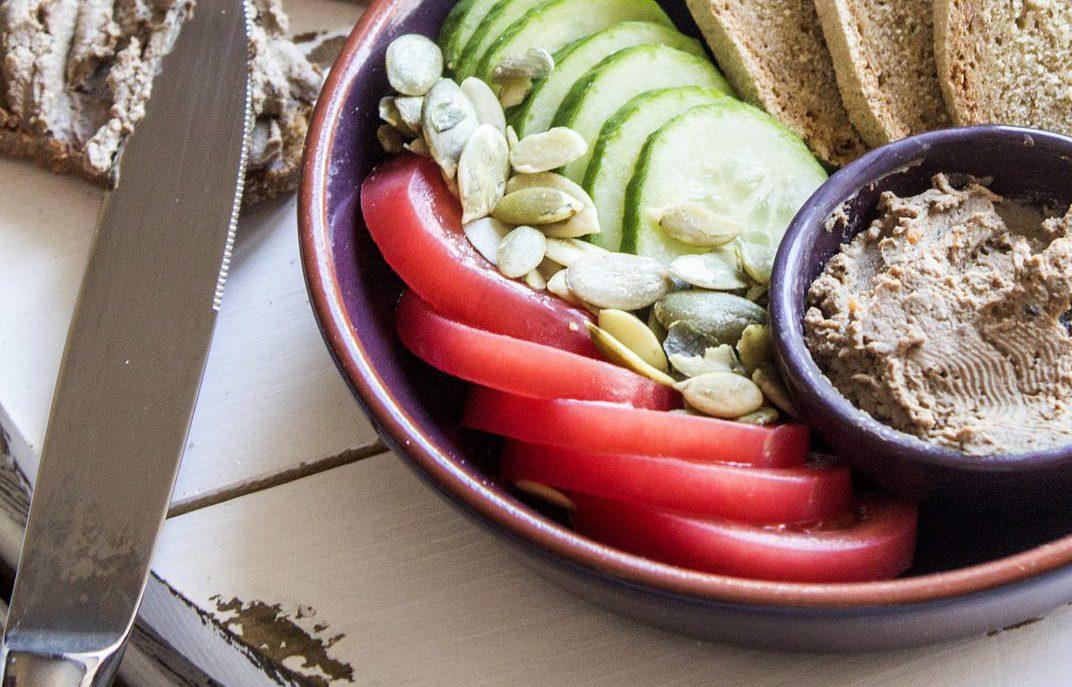 Питательная и нежная паста из тунца для бутербродов