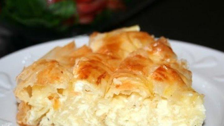 """""""Рваный"""" пирог из лаваша-быстро и просто"""
