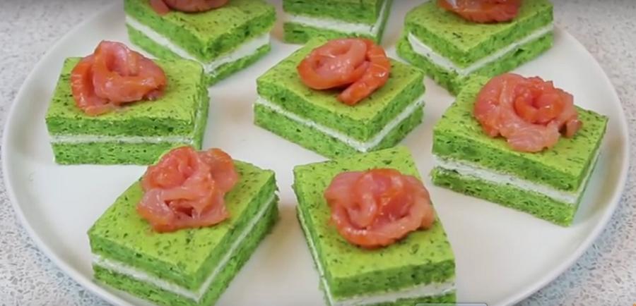 Вкуснейшие закусочные пирожные