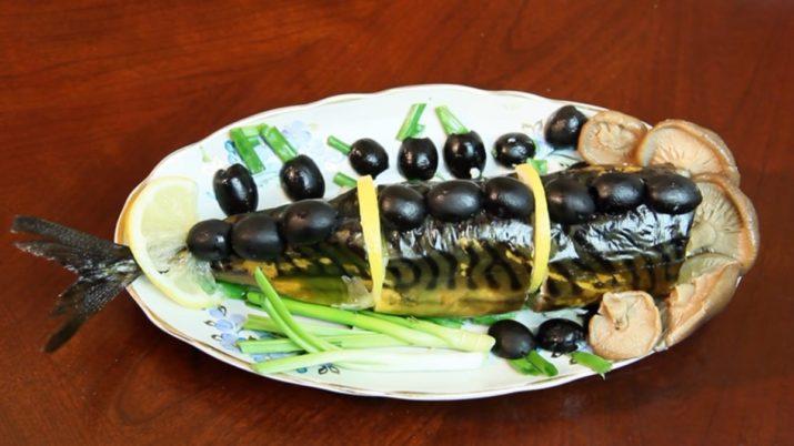 Салат из копченой скумбрии: оригинальный и очень интересный рецепт