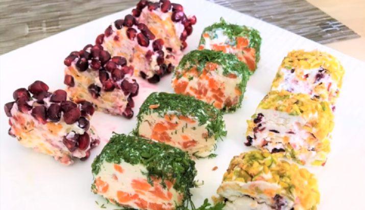 Праздничные закуски «Полный восторг»: невозможно выбрать лучшую