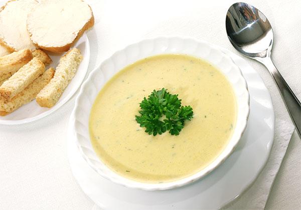 Вкуснейший сливочный суп из горбуши