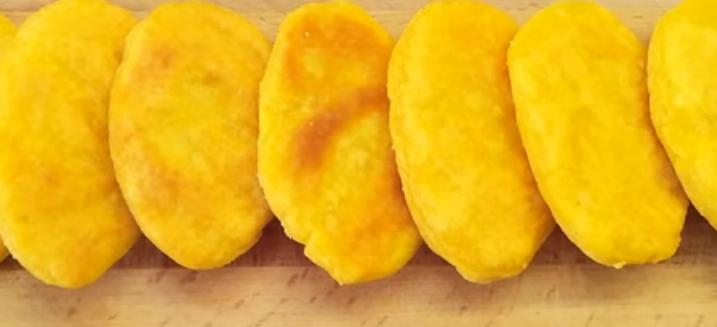 Восхитительные кукурузные лепешки за 5 минут