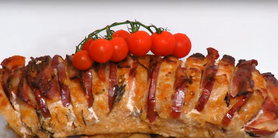 Бесподобно вкусное мясо в яблочном маринаде