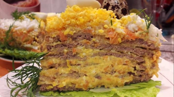 Секрет приготовления вкусного печеночного торта