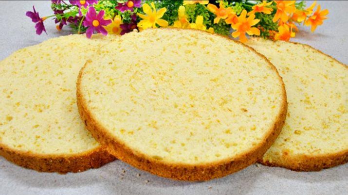 Бесподобный апельсиновый бисквит: супер находка для вкусных тортов