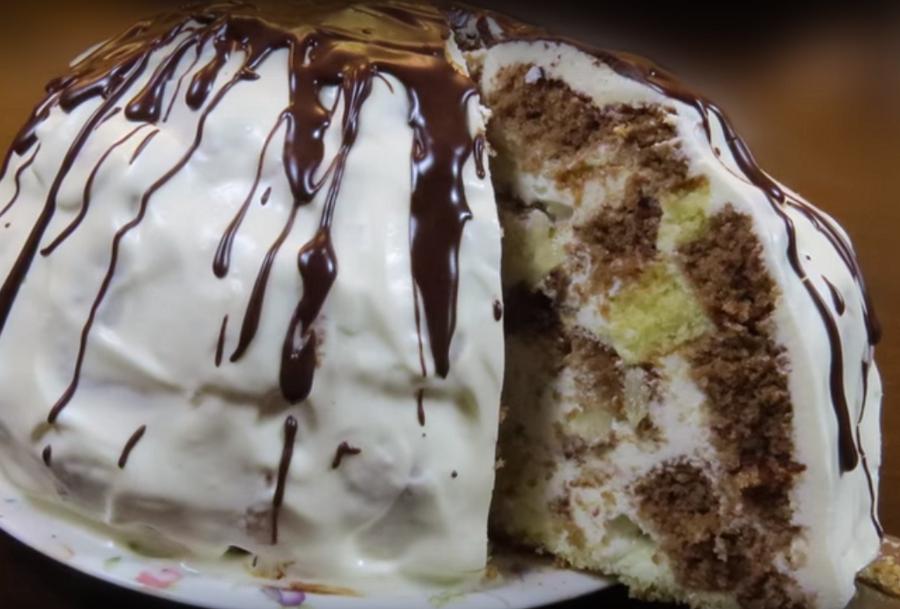 Классический панчо торт рецепт