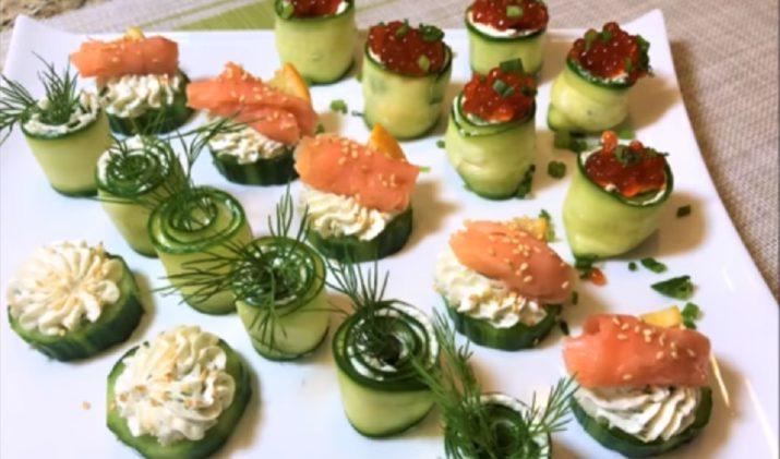 Быстрые и легкие салаты на праздничный стол рецепты с фото