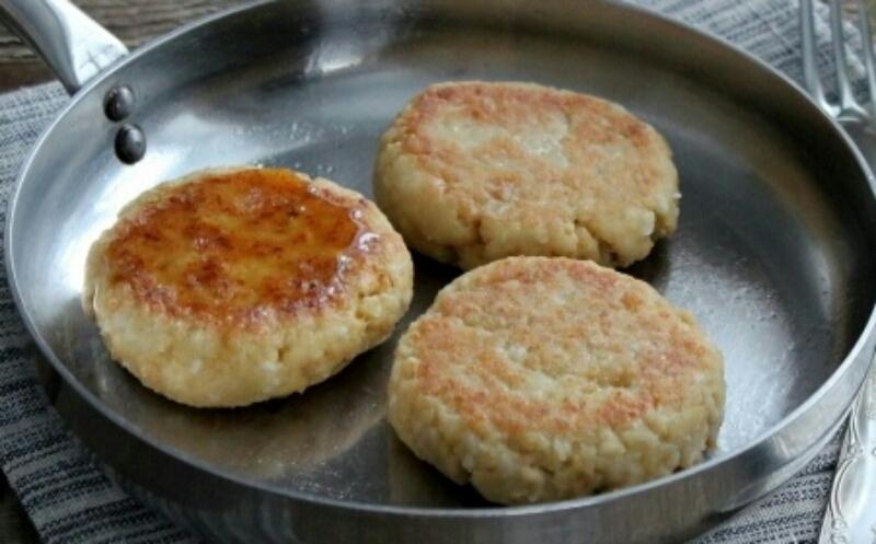 Вкуснейшие сырники из тофу