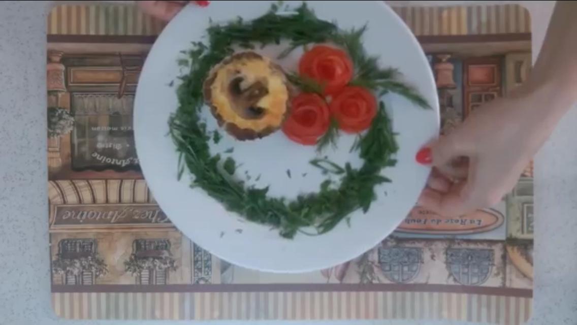 Очень вкусное и необычное блюдо - фаршированный фарш