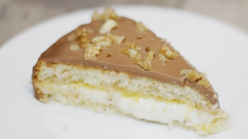 """Потрясающий торт """"Искушение Адама"""""""