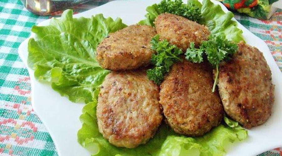 Изумительные овсяные котлетки с грибами (диетическое блюдо)