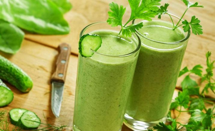Три замечательных напитка для очищения организма от шлаков и похудения