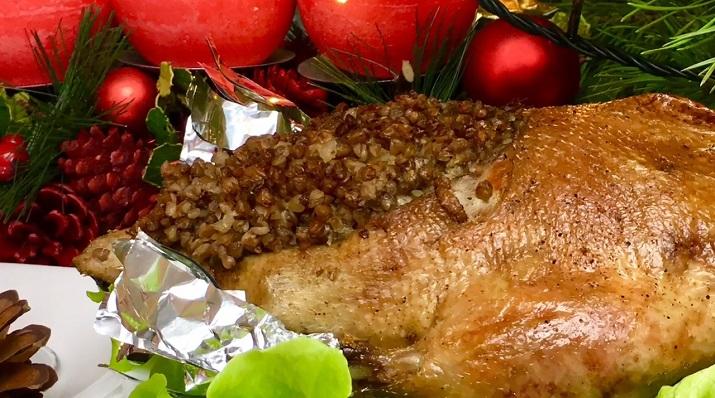 Утка на Рождество по старому забытому рецепту