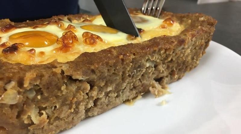 Котлета по-пражски в духовке: рецепт для ленивых