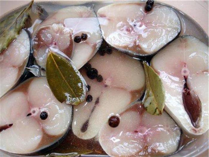 Скумбрия рассольная. Вкуснейший рецепт домашней рыбки