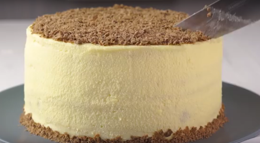 Божественно вкусный и нежный торт без духовки