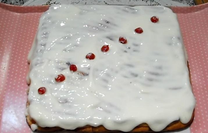 Супер сырник в духовке: творожные сырники с изюмом и нежная запеканка