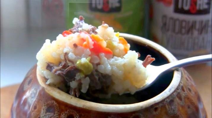 Пять самых простых и вкусных блюд из тушенки