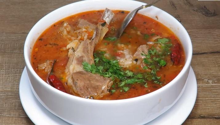 Настоящий суп «Харчо»: ароматный и безумно вкусный