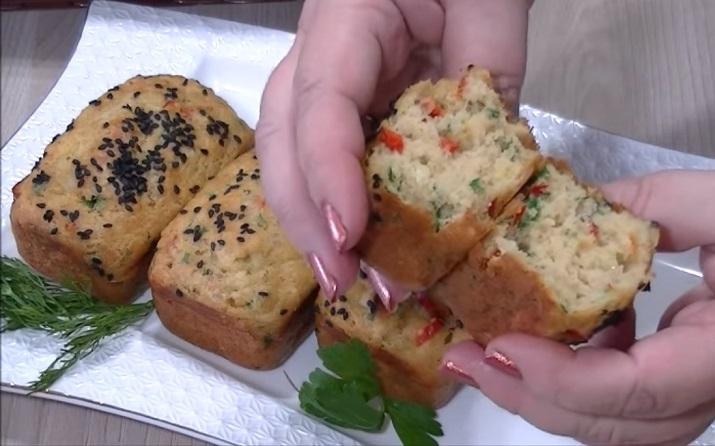 Сырные кексы: готовятся за минуты, а съедаются за секунды