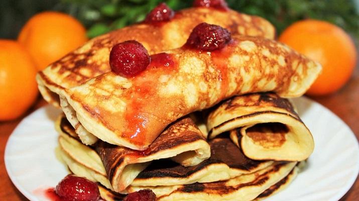 Мягкие творожные блинчики: быстрый и вкусный завтрак