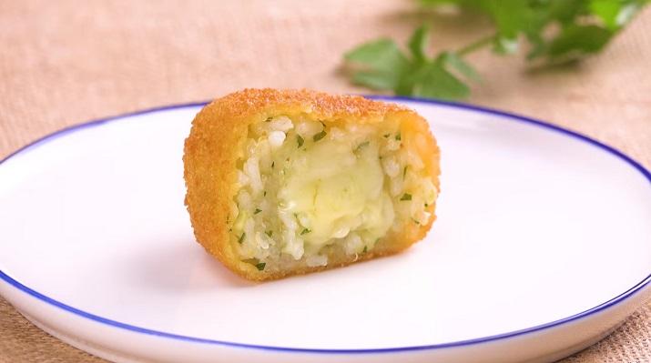 Рисовые крокеты с сыром: вкуснейший рецепт на скорую руку