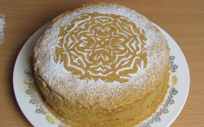 Супер нежный пикантный торт