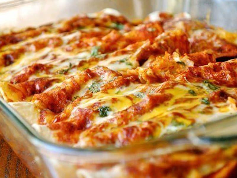 Ленивая лазанья: очень просто и вкусно