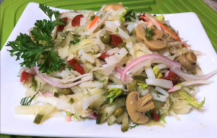Салат «После праздника»: самый популярный и востребованный