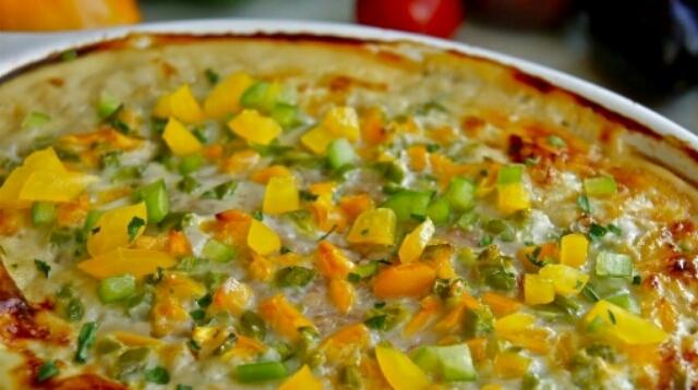 Потрясающая куриная запеканка с овощами: сытное наслаждение