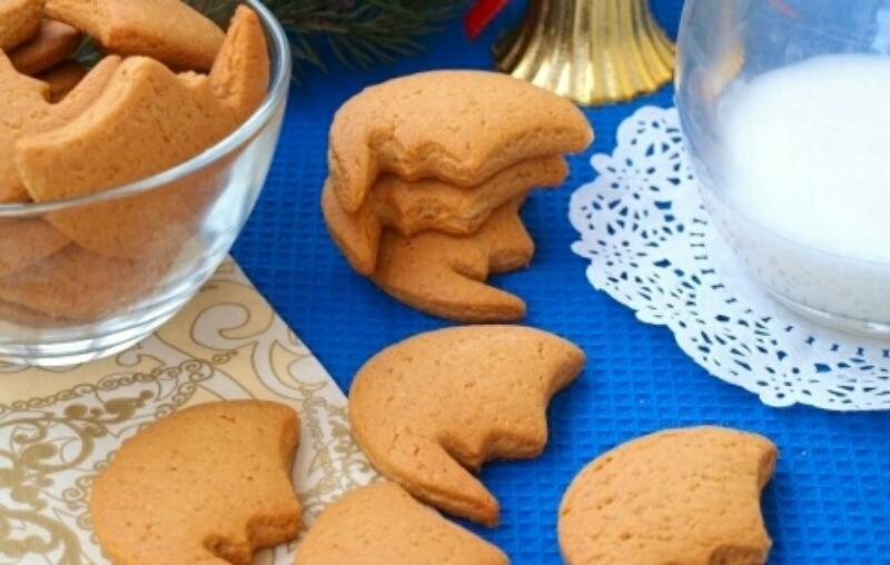 Потрясающее медовое печенье, которое покорит каждого