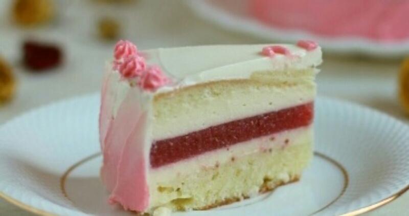 Божественное клубничное конфи для торта