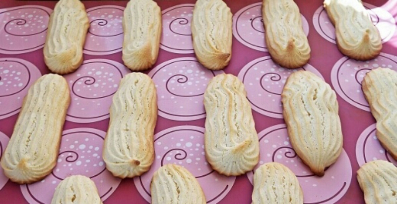 Восхитительно нежное печенье из детской смеси