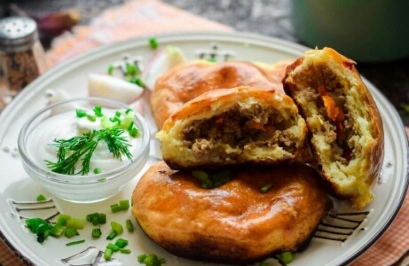 Вкуснейшие картофельные пирожки с фаршем: не останется и крошки