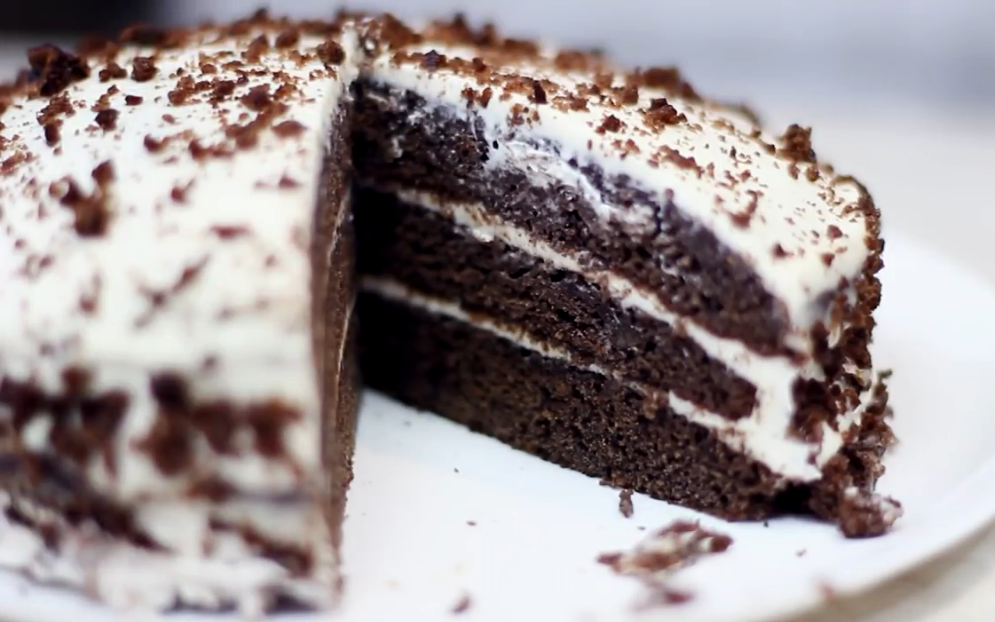 Вкуснейший черемуховый торт: от него не оторваться