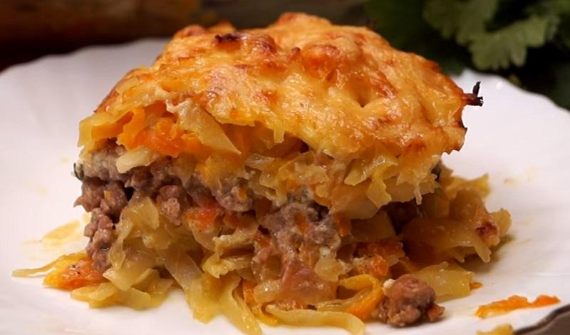 Потрясающе вкусная запеканка из капусты: ужин для всей семьи