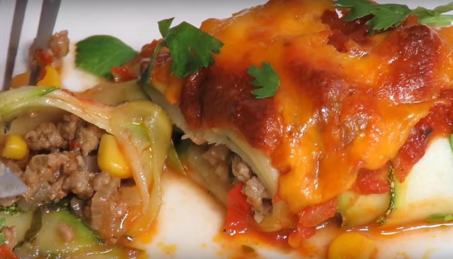 Быстрый ужин для всей семьи в мексиканском стиле