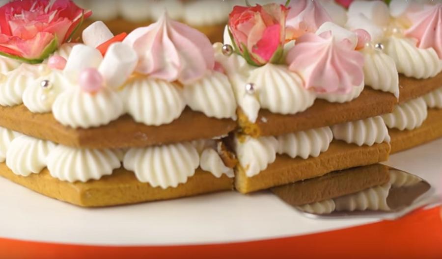 Потрясающий торт-сердце на 14 февраля. Абсолютный тренд 2018 года